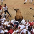 YOUTUBE Pamplona: prima corsa tori, 4 feriti