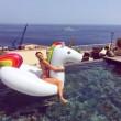Pauline Ducruet, FOTO Instagram dalle vacanze5