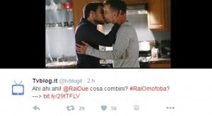 Rai Due censura scene gay dalla serie Delitto perfetto, proteste su Twitter6