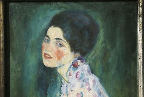 Ritratto di Signora di Gustav Klimt, satanisti dietro al furto