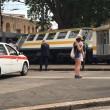 Roma, scontro tram tra tram e trenino a Porta Maggiore FOTO-VIDEO2
