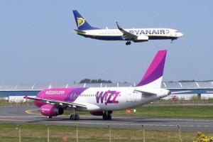 Ciampino chiude 2 settimane. Ryanair sposta voli a Fiumicino