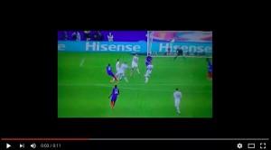 Payet VIDEO gol Francia-Islanda 4-0