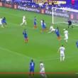 Sigthorsson VIDEO gol Francia-Islanda 5-1