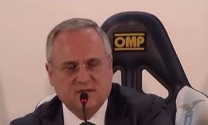 YOUTUBE Caso Bielsa-Lazio: Lotito parla, i giornalisti se ne vanno