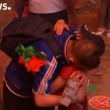 YOUTUBE Euro 2016, piccolo tifoso portoghese abbraccia francese in lacrime 5
