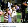 Isis lancia Olimpiadi stile Jihad: tiro alla fune e palloncini FOTO 4