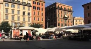 Guarda la versione ingrandita di Roma, Valentina Fatuzzo morsa da un ratto a Trastevere