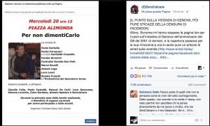 Facebook sospende account Zerocalcare sul G8 di Genova