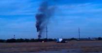 Mongolfiera  prende fuoco e si schianta Texas, 16 morti