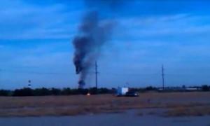 Texas, mongolfiera prende fuoco e precipita: 16 morti