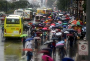 Tifone Nepartak investe Taiwan111