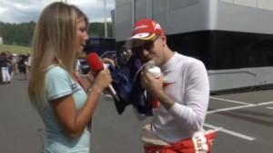"""Italia-Germania, Vettel all'inviata di Sky: """"Con la maglia azzurra puoi..."""""""
