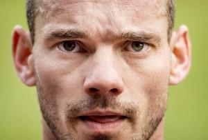 Wesley Sneijder (foto Ansa)