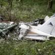 Slovenia: FOTO aereo precipitato con quattro persone4