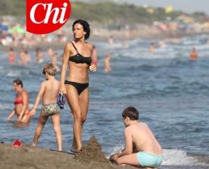 Agnese Landini in bikini al mare: fisico al top FOTO