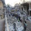 Siria, ad Aleppo ribelli e islamisti Al Nusra assediati dai governativi