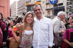Guarda la versione ingrandita di Napoli: Alessandra Clemente, 29 anni, è la