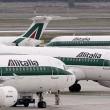 Sciopero Alitalia martedì 5 luglio. Con stop Meridiana rischio caos voli