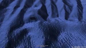 """YOUTUBE """"Città aliena sotto il mare"""": misteriose foto su Google Earth"""