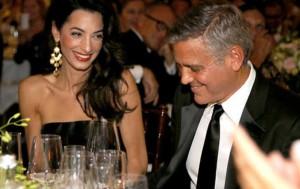 "Amal Alamuddin e George Clooney, ""Nozze per...Casa Bianca"""