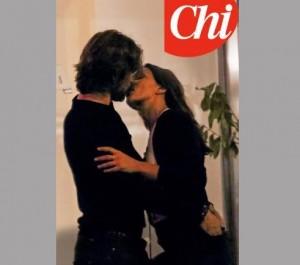 Ambra Angiolini e Francesco Renga: in vacanza...con i partner