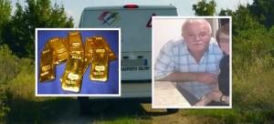 Furgone sparito con 4 mln oro. Vigilante si costituisce ma tace sul bottino