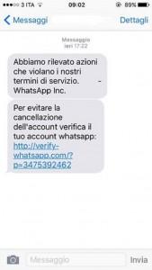 Guarda la versione ingrandita di WhatsApp, nuova truffa. La polizia: