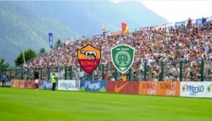 Roma-Terek Grozny streaming, dove vedere amichevole in tv