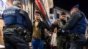 Polizia all'opera a Monaco