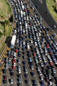 Esodo vacanze, week end 16-17 luglio: traffico autostrade in tempo reale