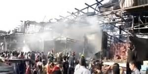 La strage a Baghdad