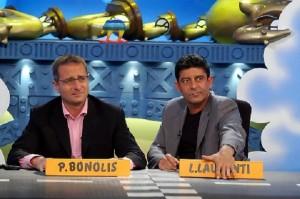 Striscia la Notizia, il ritorno di Paolo Bonolis e Luca Laurenti?