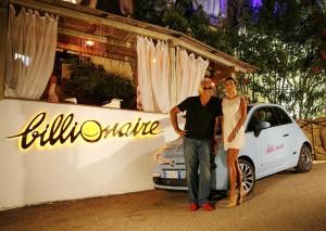 Billionaire, marchio di Briatore vale 10 milioni di euro
