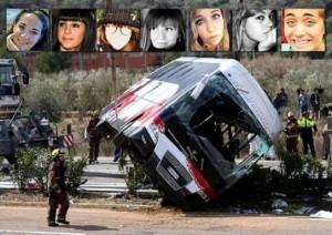"""Erasmus morte in bus, assicurazione a parenti: """"Non avevano cinture..."""""""