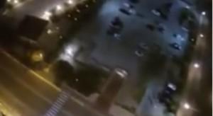 Cagliari, si lancia col paracadute dal 14esimo piano dell'hotel
