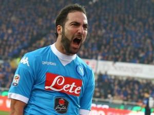 Guarda la versione ingrandita di Calciomercato Napoli, ultim'ora: Higuain, la notizia clamorosa