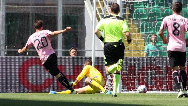Calciomercato Palermo, ultim'ora: Franco Vazquez, la notizia clamorosa