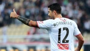 Guarda la versione ingrandita di Calciomercato Sassuolo, ultim'ora: Borriello, Zappacosta, Karsdorp foto Ansa