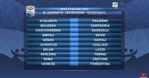 Calendario Serie A 2016/2017, tutte le giornate sorteggio: tutte le partite