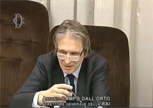 Guarda la versione ingrandita di Rai milionaria, lo scandalo degli stipendi d'oro che fa arrossire la Bbc. Nella fotoil dg Antonio Campo Dall'Orto: ha uno stipendio di 650 mila euro lordi anno.
