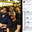 """Cannavacciuolo e Bastianich sul volo Ryanair. Insulti su Fb: """"Pezzenti""""02"""