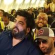 """Cannavacciuolo e Bastianich sul volo Ryanair. Insulti su Fb: """"Pezzenti""""01"""