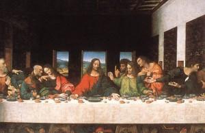 L'ultima cena, il dettaglio che nessuno aveva mai notato