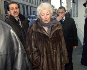 Clara Agnelli morta: sorella di Gianni, moglie del principe Fürstenberg e Nuvoletti
