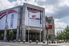 L'edificio della convention repubblicana