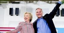 Hillary Clinton  ha scelto il vice:  Kaine, cattolico parla spagnolo..