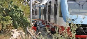 Guarda la versione ingrandita di Maria Aloisi morta su treno Corato-Andria: