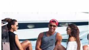 Cristiano Ronaldo ultima fiamma Eiza Gonzalez