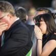 Dacca, in Italia le salme delle vittime: l'abbraccio di Mattarella FOTO 7